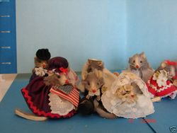 Real Fur Toys West Germany