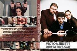 Victor Juliet's Director's Cut DVD Case