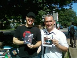 Chris Seaver & Mike Fitzgerald