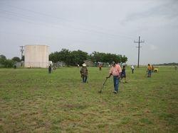 June 21, 2014 Hunt field