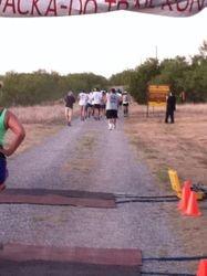 25k, 50k, 50m runners