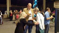 Emma Ahearn & Steve & Diane Cramer