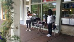 May 23 Street Busking at Redhill Shopping Center