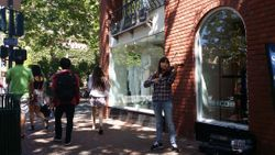 May 24 Street Busking in Palo Alto