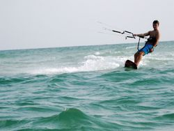 Drew - Kiss The Sky Kiteboarding kitesurfing