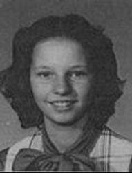 """Jinisina """" Jan """" Stonehouse August 8th, 1983 Oakville,Ontario"""