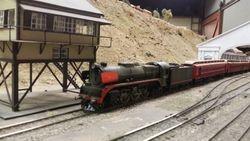 R707 pulling out of Ballarat