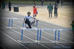 Omari 80 meter hurdles