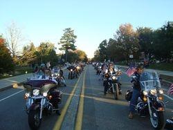 University of NH Homecoming Parade