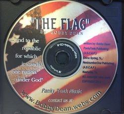 The Flag CD (Single)