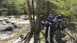 Hike to Sawyer Pond
