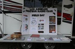 Angeles amateur radio club information center