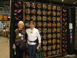 Patricia Pinegar & Ginger Baughan