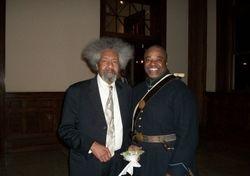 Dr. Edwards & Ranger Doug
