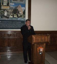 Jeffrey Fleming, TCD Vice President