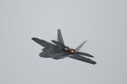 USMC F-22 Raptor