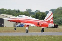 Northrop F5E