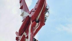 BAE Hawk T1 Red Arrows