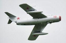 MiG-15 UTI Red 18