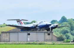 RAf Beech King Air