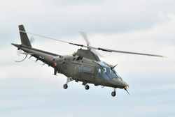 Belgian Airforce A109