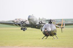 C-47 and Hughes Loach