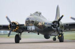 B-17 Sally B