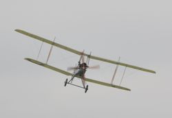 Royal Aircraft Factory BE2e