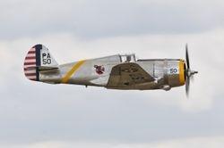 Curtis P-40C
