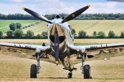 Curtiss P-40C