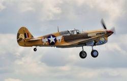 Curtiss P-40F