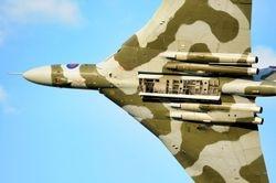 Avro Vulcan, XH558