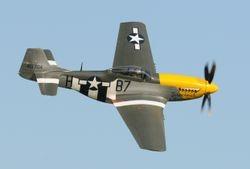 North American P-51D Mustang, Ferocious Frankie