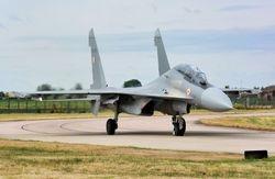 Indian Air Force Sukhoi Su-30 MKI
