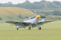 Hispano Buchon (Messerschmitt Me109)