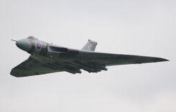 XH558 Avro Vulcan