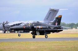 BAE Hawk T2, RAF