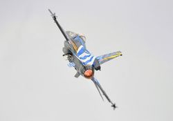 Hellenic Air Force F-16, Team Zeus