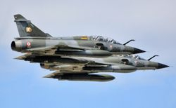 Ramex Delta, Mirage 2000N