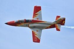 Patrulla Águila Spanish Air Force Aerobatic Team