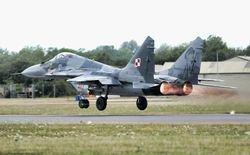 MiG-29 Fulcrum, Polish Air Force