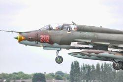 Polish Air Force Sukhoi Su-22