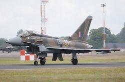 """RAF Typhoon. """"GiNA"""""""