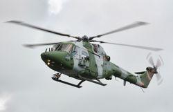 Royal Marines Westland Lynx