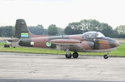 Jet Provost Mk52 South Arabian Air Force