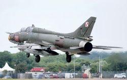 SU-22 Polish Air Force