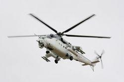 Czech Air Force MiL Mi-35