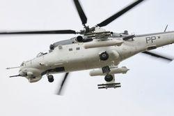 Czech Air Force MiL Mi-35,