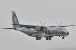 Polish Air Force C-295.
