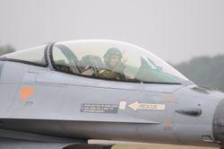 Belgian Air Force F-16